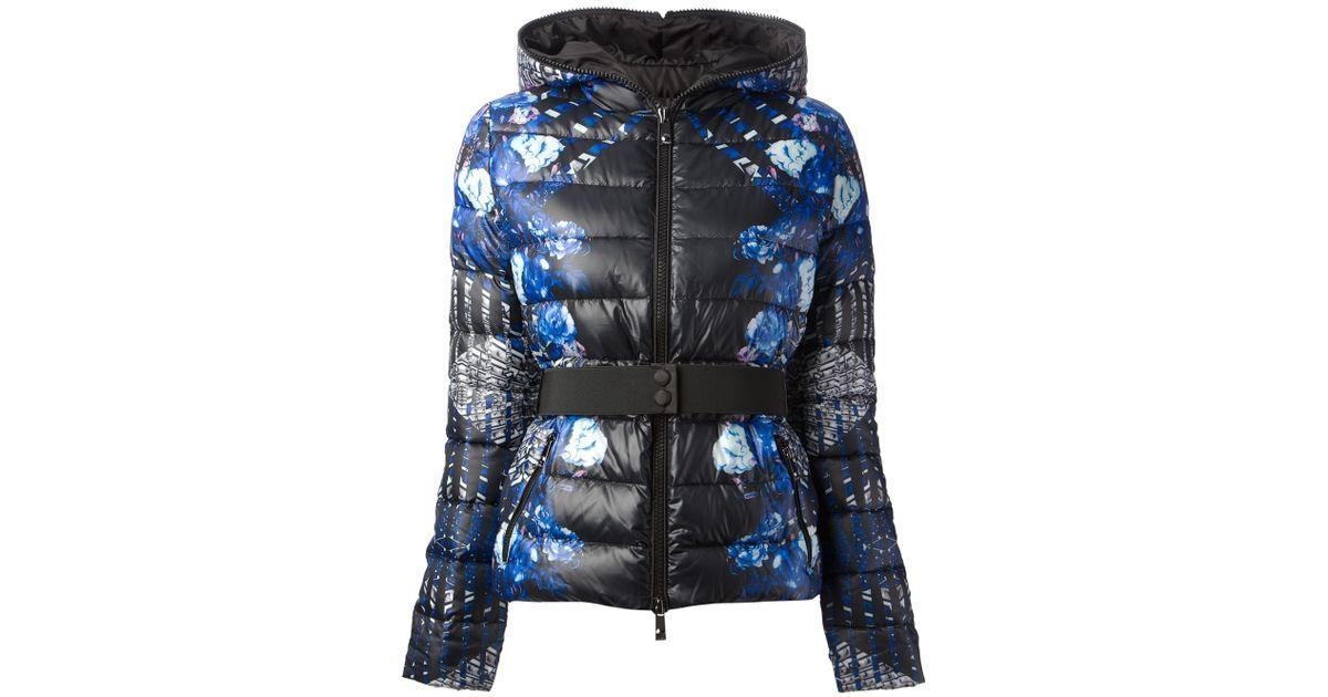 innovative design ad822 5925d Pinko Black Down Jacket