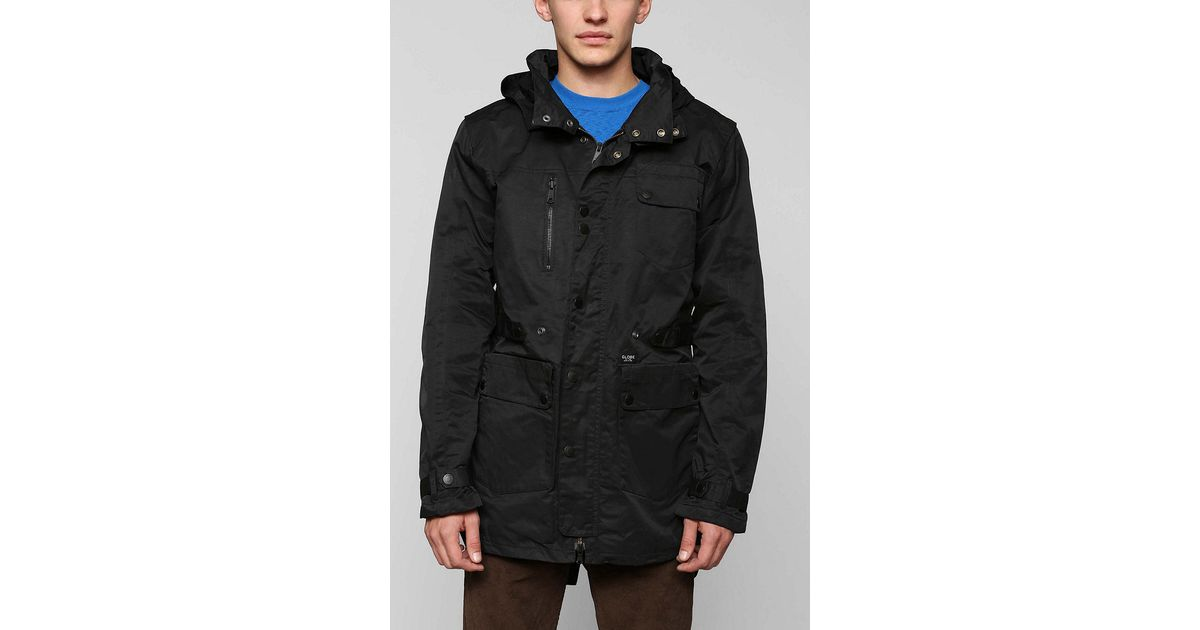 Urban outfitters globe parka