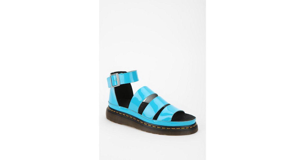 Dr Martens Clarissa Patent Sandal