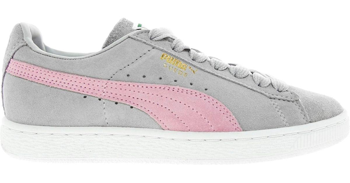 quality design 66fd5 2bce0 ASOS Puma Suede Classic Gray Sneakers