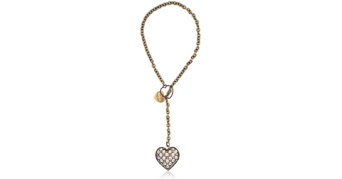 shaped silver necklace swarovski sterling pendant from heart crystals