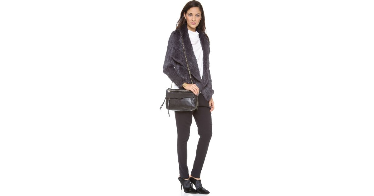 Rebecca Minkoff Swing Bag Black