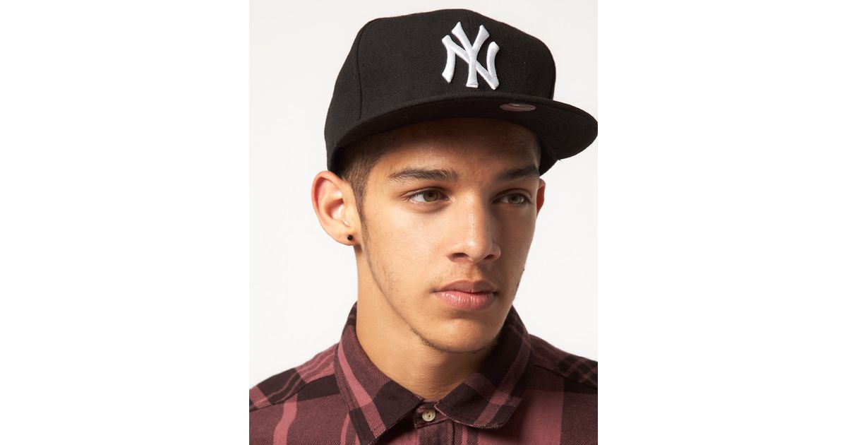 Lyst - KTZ 59fifty Cap Ny in Black for Men 06f891e0aed6