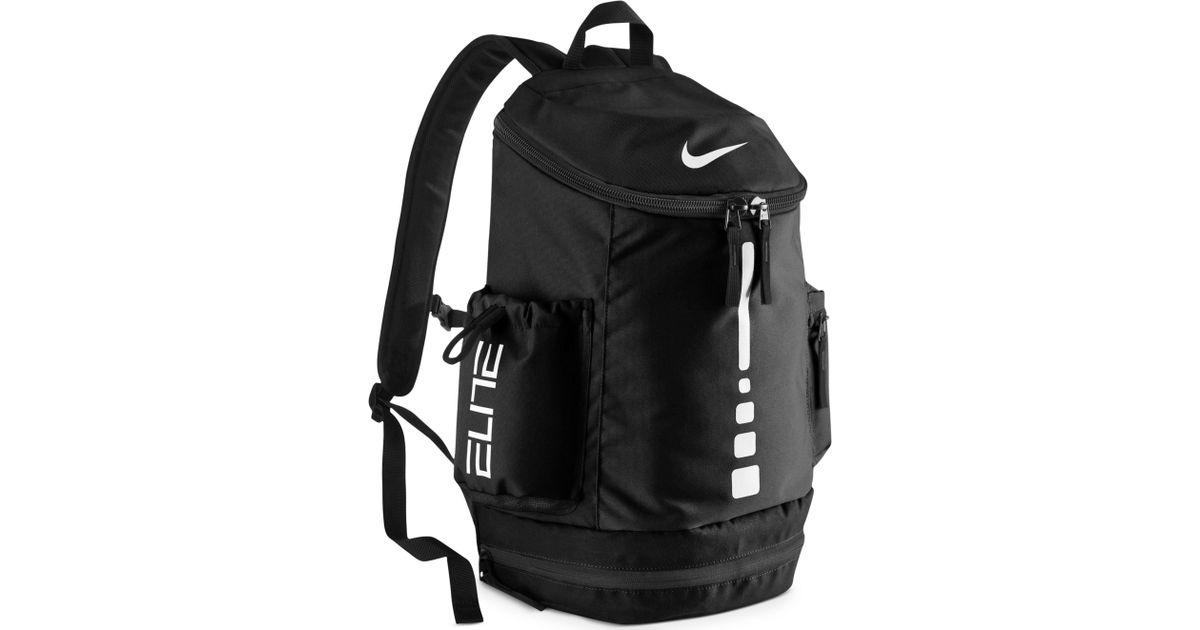 49433f9209 Lyst - Nike Hoops Elite Team Backpack in Black for Men