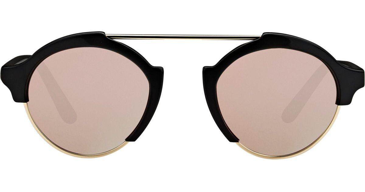 930b09a9a9 Lyst - Illesteva Milan Iv Sunglasses