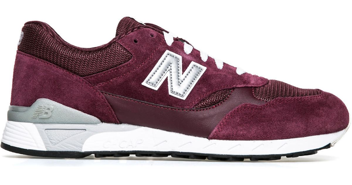 photos officielles f8e97 b5ed7 New Balance - Purple The 80s Running 496 Sneaker for Men - Lyst