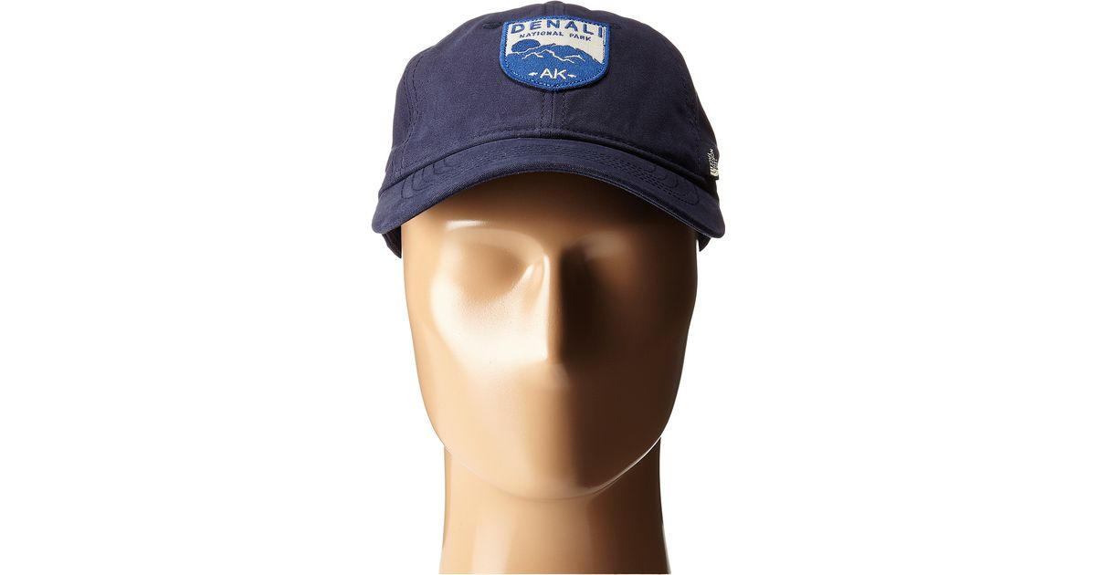 dec7045b8f3 Lyst - The North Face Canvas Work Ball Cap in Blue for Men