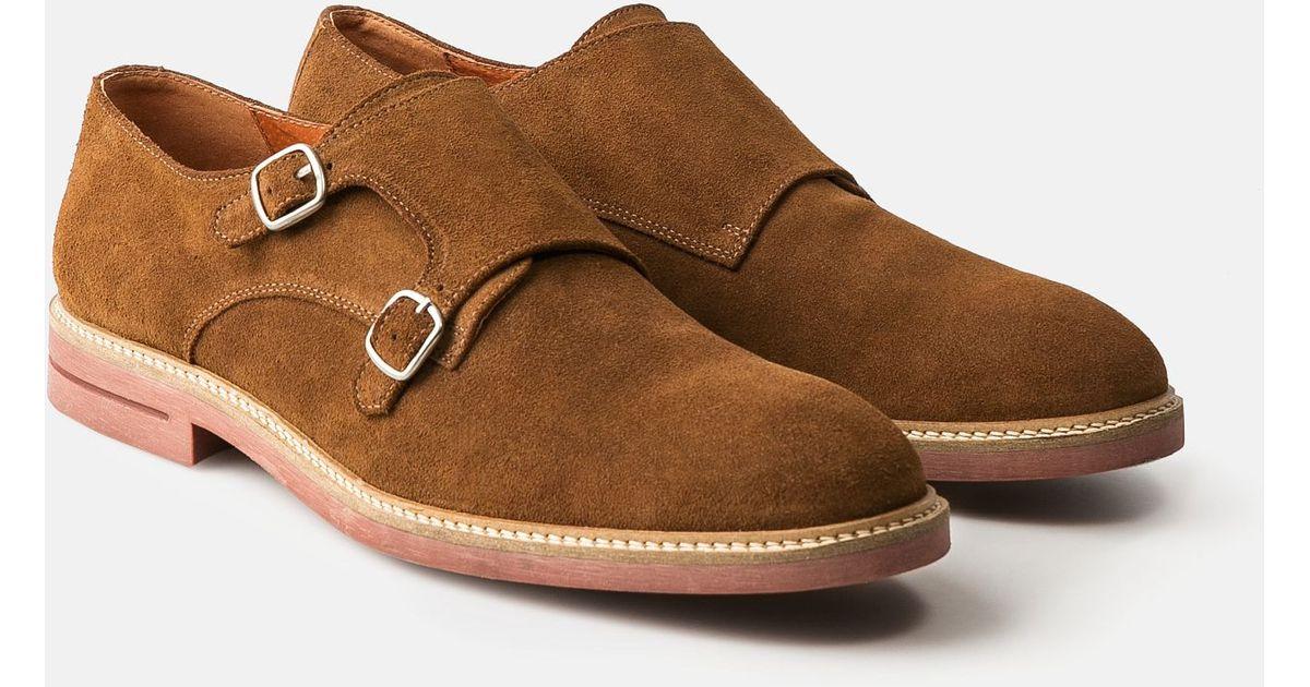 MANGO Monk-strap shoes e29nzoahB