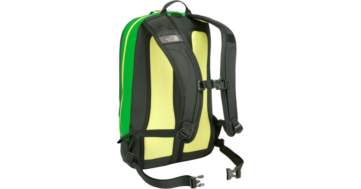 78a377b1f7dd The North Face Green Base Camp Free Fall Backpack for men