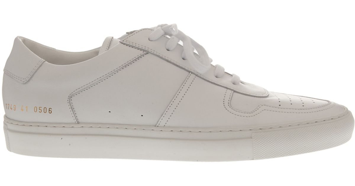 Common Projects Baseball Low Trainer in