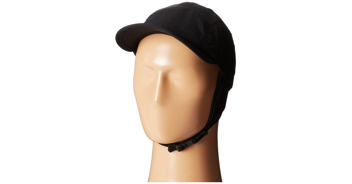 f15f26ff146 Lyst - Patagonia Surf Duckbill Hat in Black