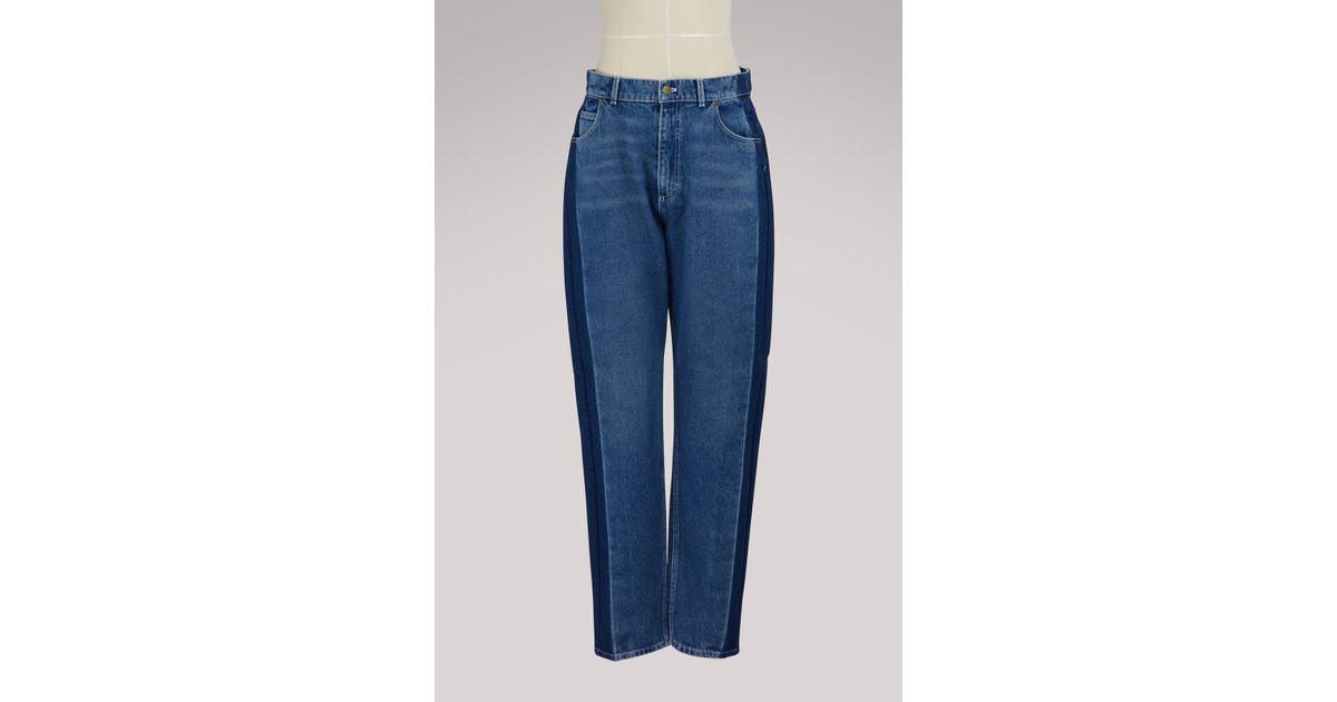 Lalou jeans Gauchère bh6v0f9Rh