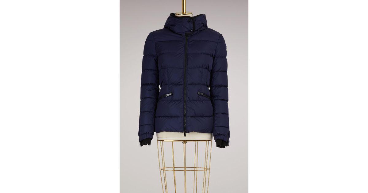 771e3848d Moncler Blue Betula Down Jacket