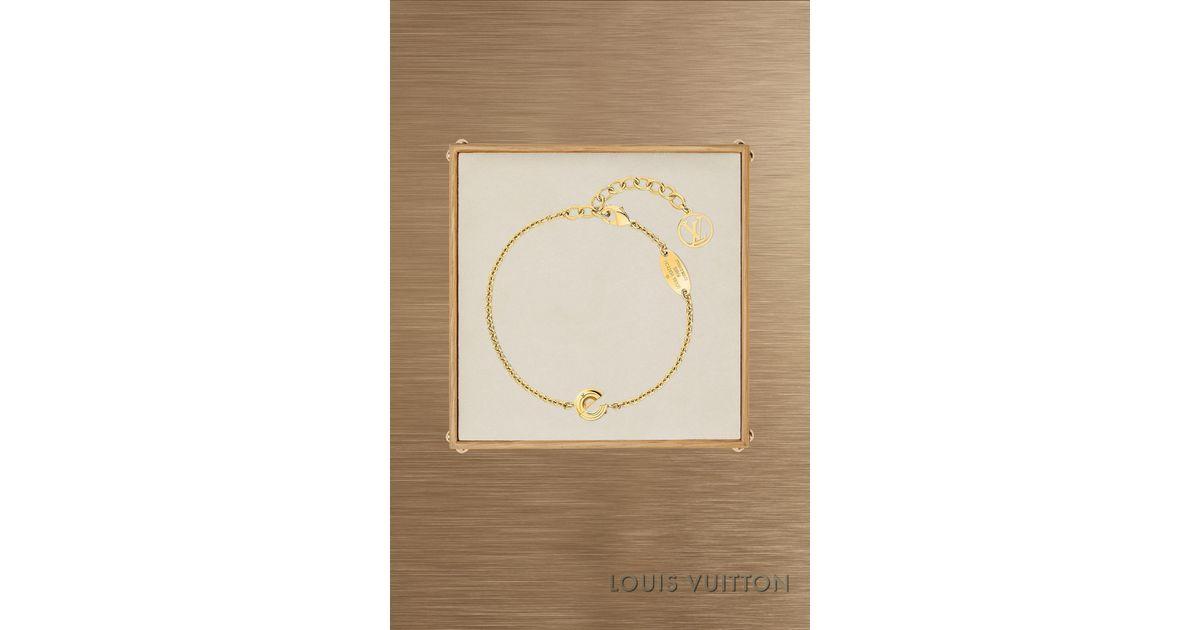 6e67dee2c396 Louis Vuitton Lv   Me Bracelet
