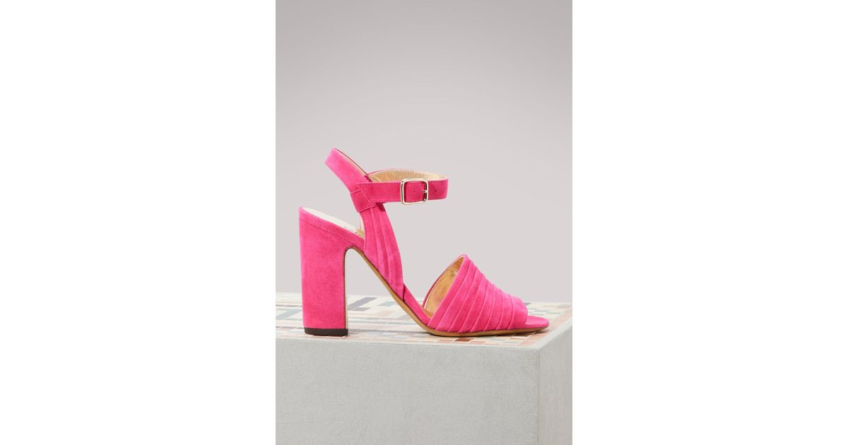 Tyche sandals Michel Vivien