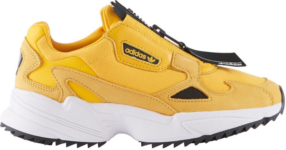 adidas Originals Falcon Zip Trainers in