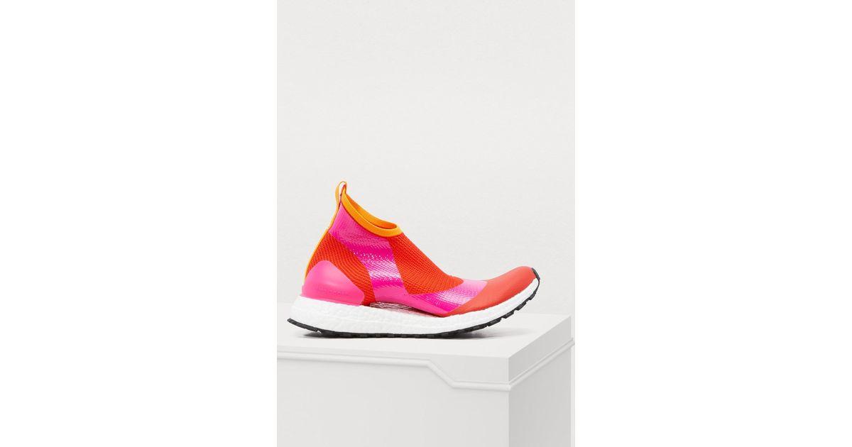 Adidas By Stella McCartney Multicolor Ultra Boost X Atr Socks Sneakers