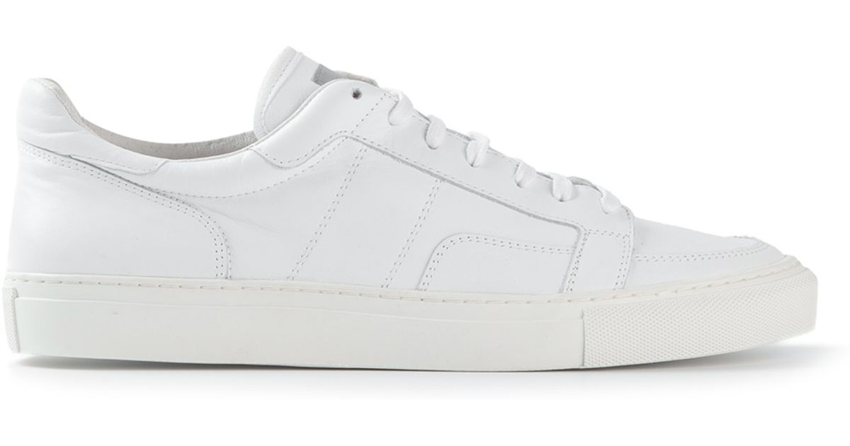 Our Legacy Off Court Trainer in White