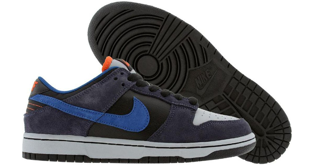 Nike Suede Sb Dunk Low \