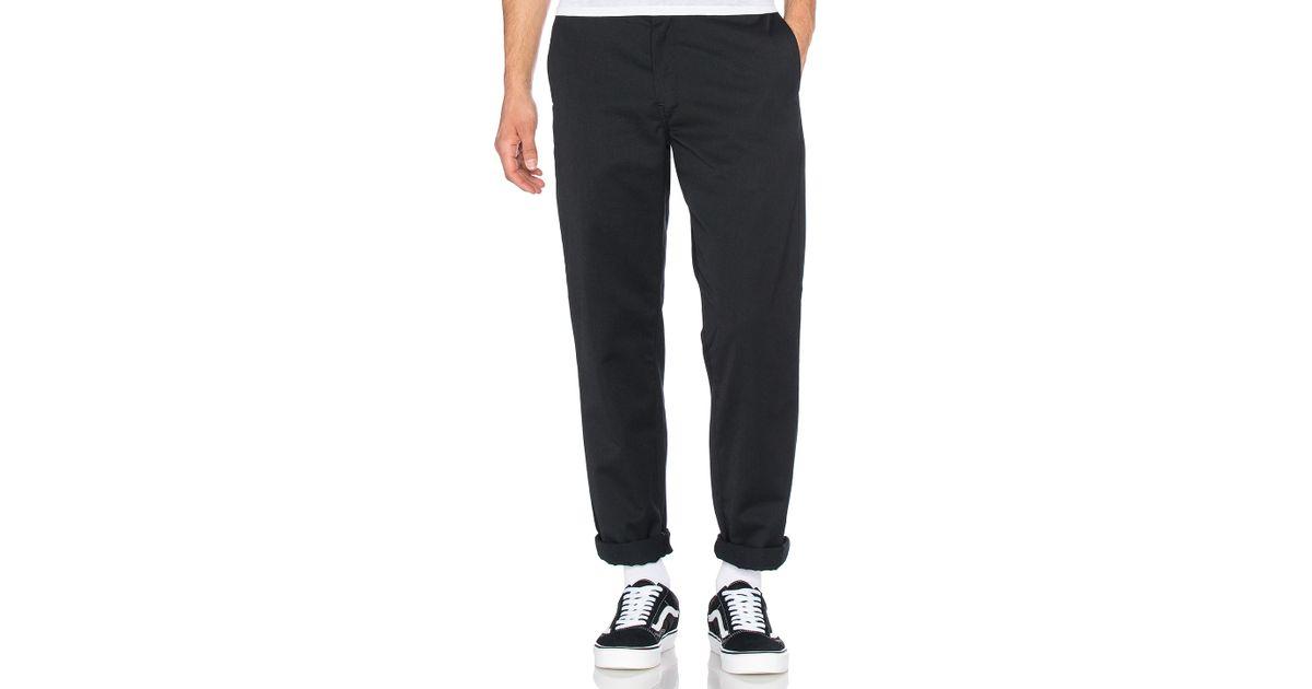 Unique Lyst - Carhartt Wip Master Pant Ii in Black for Men VE89