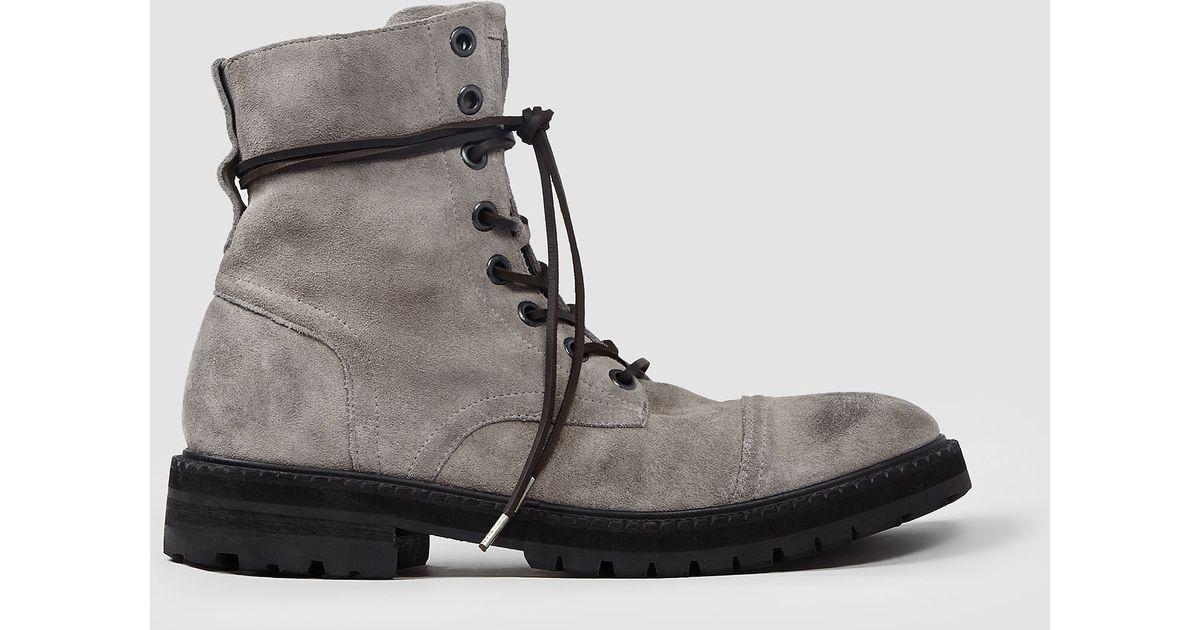 9ba3dcd0f7c AllSaints Black District Boot for men