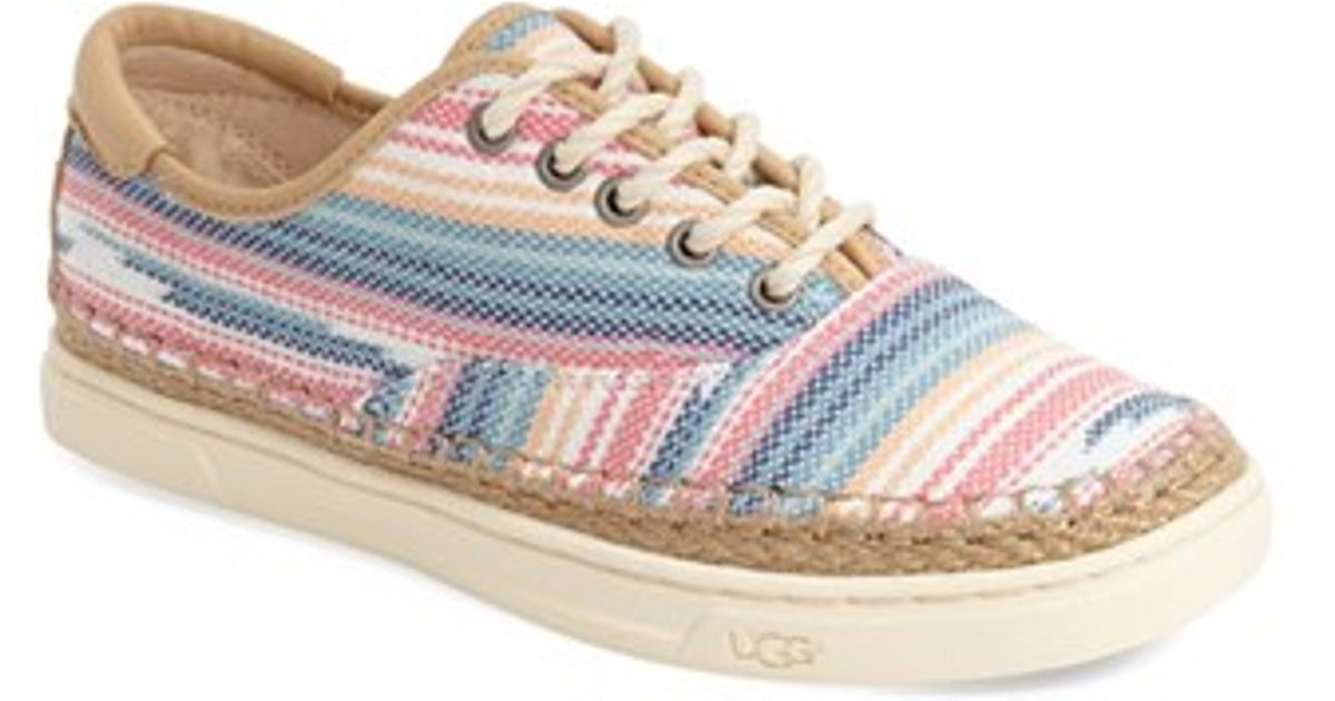825736433c0 UGG Multicolor Eyan Li Serape Sneakers