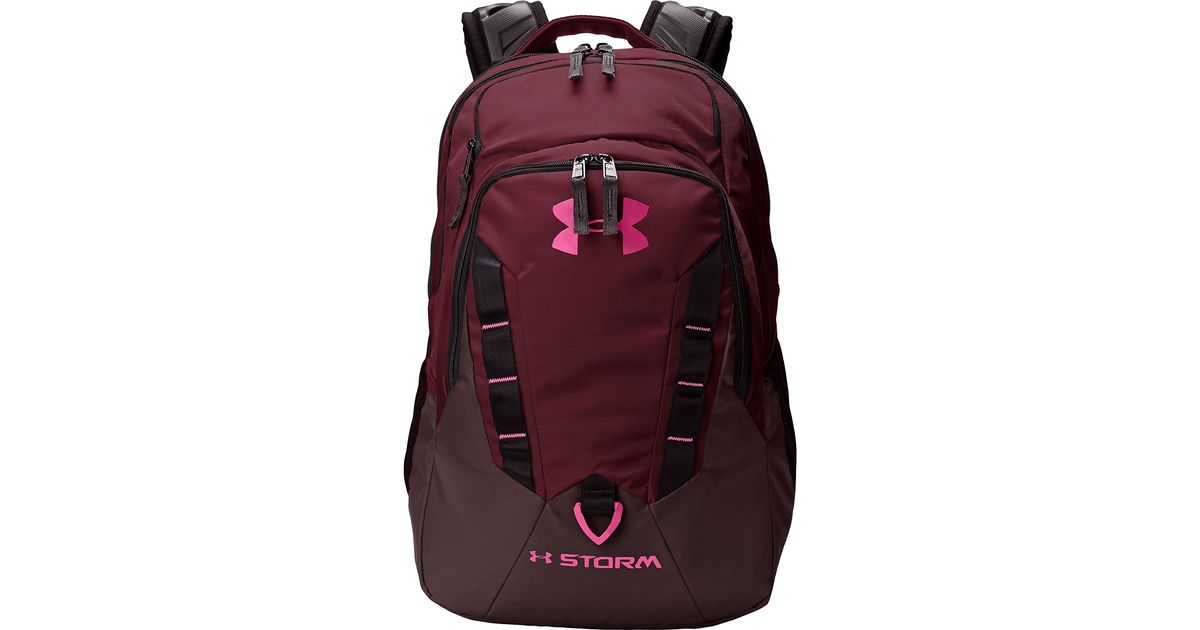 Lyst - Under Armour Ua Recruit Backpack in Brown b77d7b9f65a27