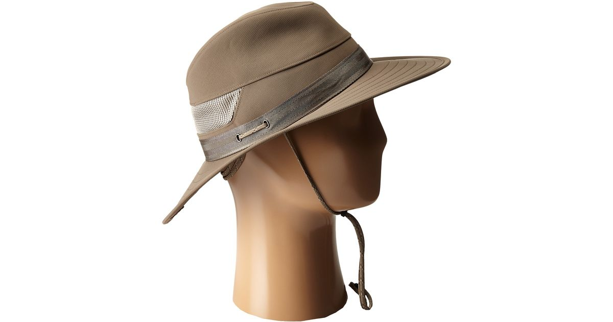 023546473 The North Face Brown Shadowcaster Hat for men