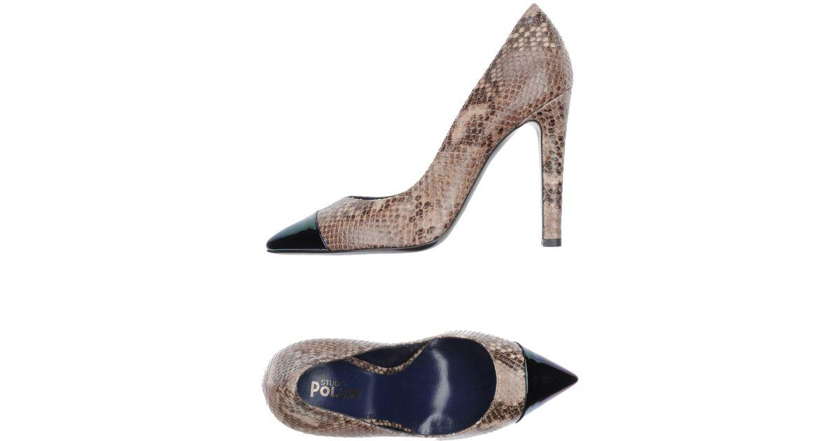Dove Grey Court Shoes