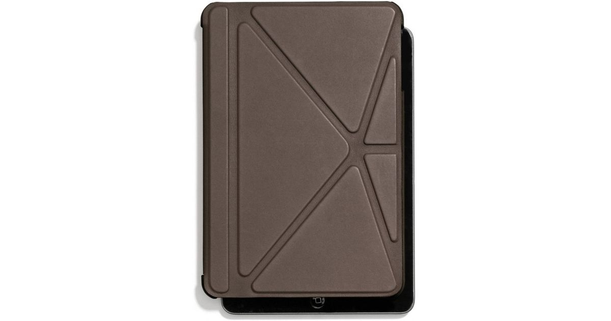 Coach Other | Bleecker Origami Ipad Case | Poshmark | 630x1200