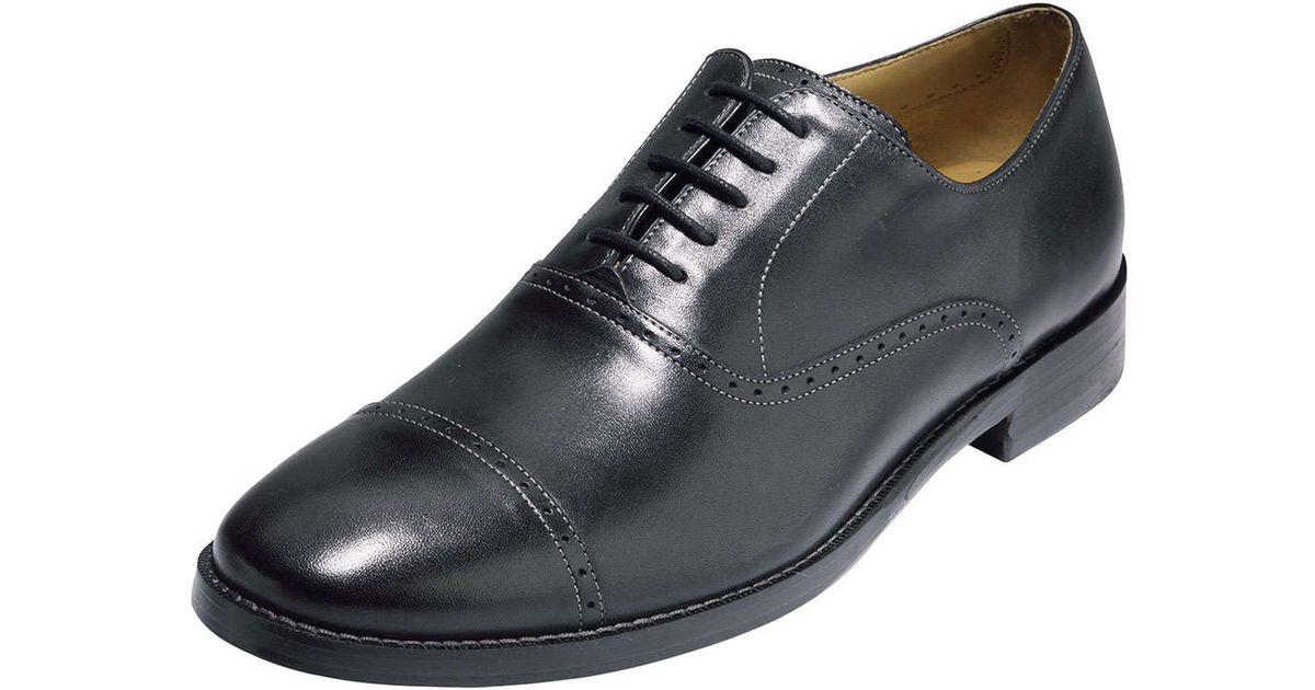 Cole Haan Leather Cambridge Cap-toe