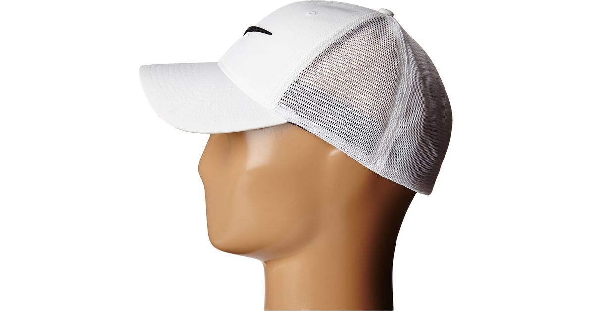 ab28bfc91a6 Lyst - Nike Legacy 91 Tour Mesh Cap in White for Men