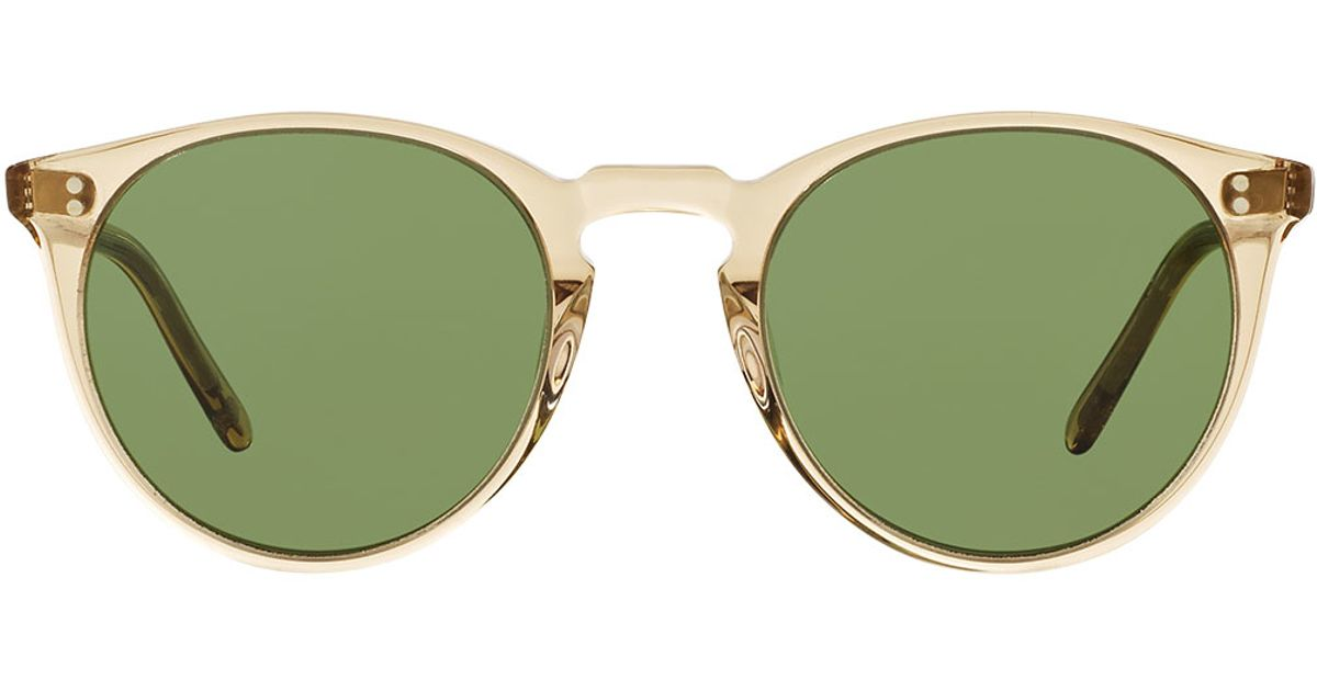 6eae1f930d Oliver Peoples O malley Sunglasses