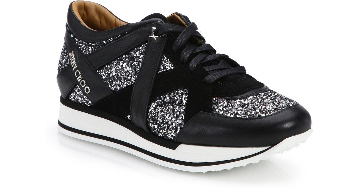 Jett sneakers - Black Jimmy Choo London zgLWgH3