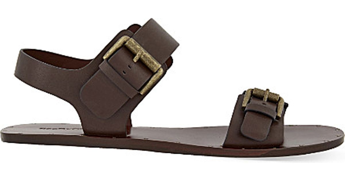 Pre-owned - LEATHER SANDALS See By Chloé YiVDO1a6LG
