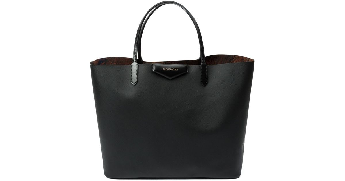 c22ea7887123 Lyst - Givenchy  antigona  Shopper Tote in Black
