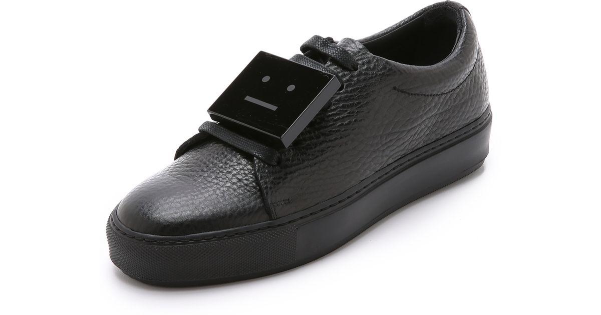 Acne Adriana Grain sneakers x0LXtxws