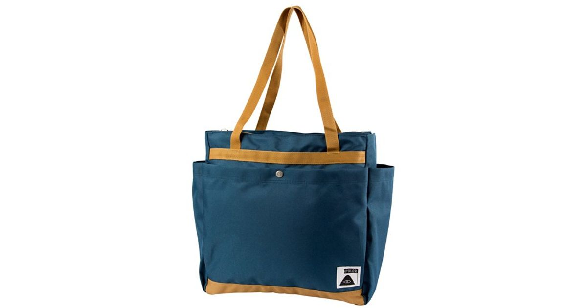 570c881a23 Lyst - Poler Stuff  totes  Convertible Backpack in Blue