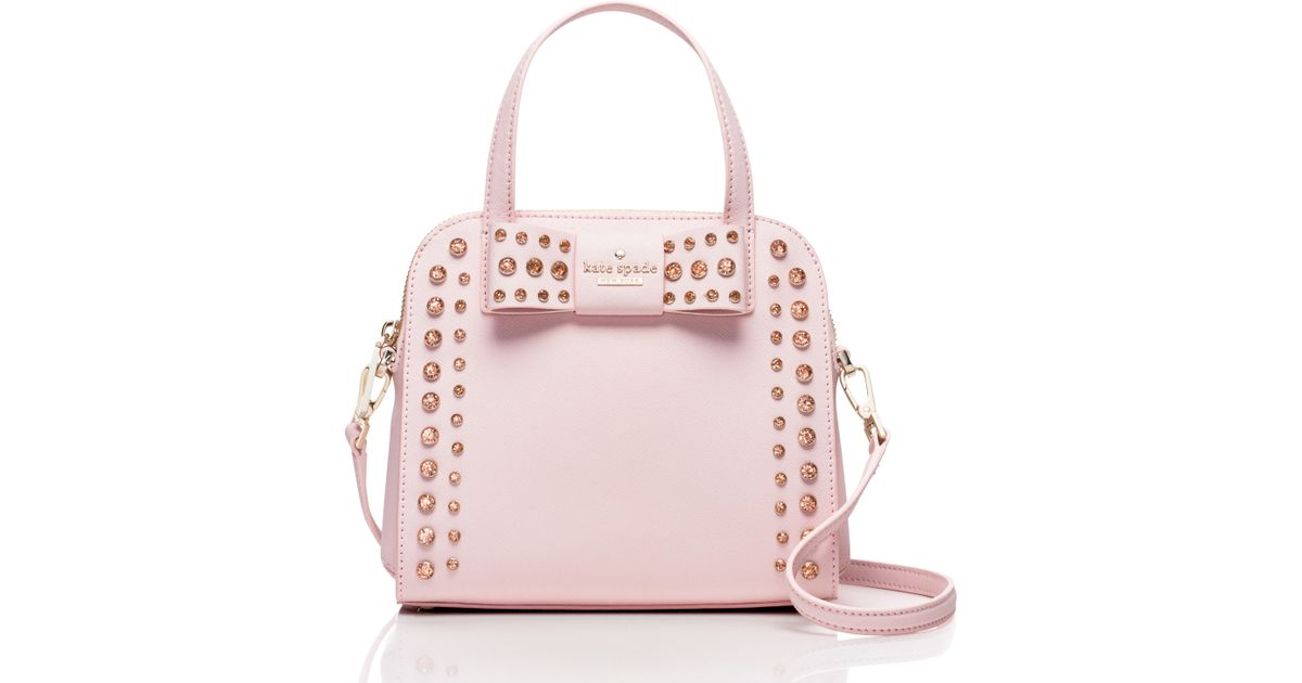 Pink Kate Spade Purse With Bow Best Image Ccdbb