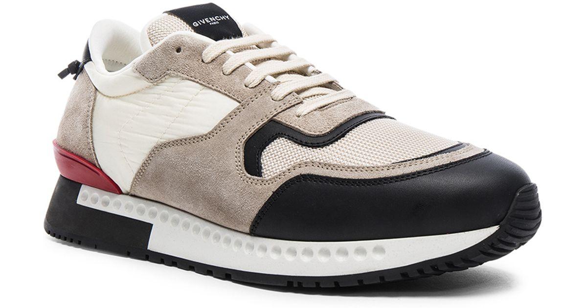 Givenchy Chaussures De Sport De Canaux Actifs o6fczcIWH