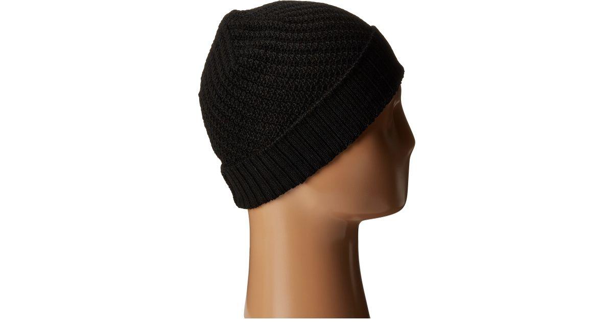 3403d14e9e0 Lyst - Icebreaker Skyline Hat in Black