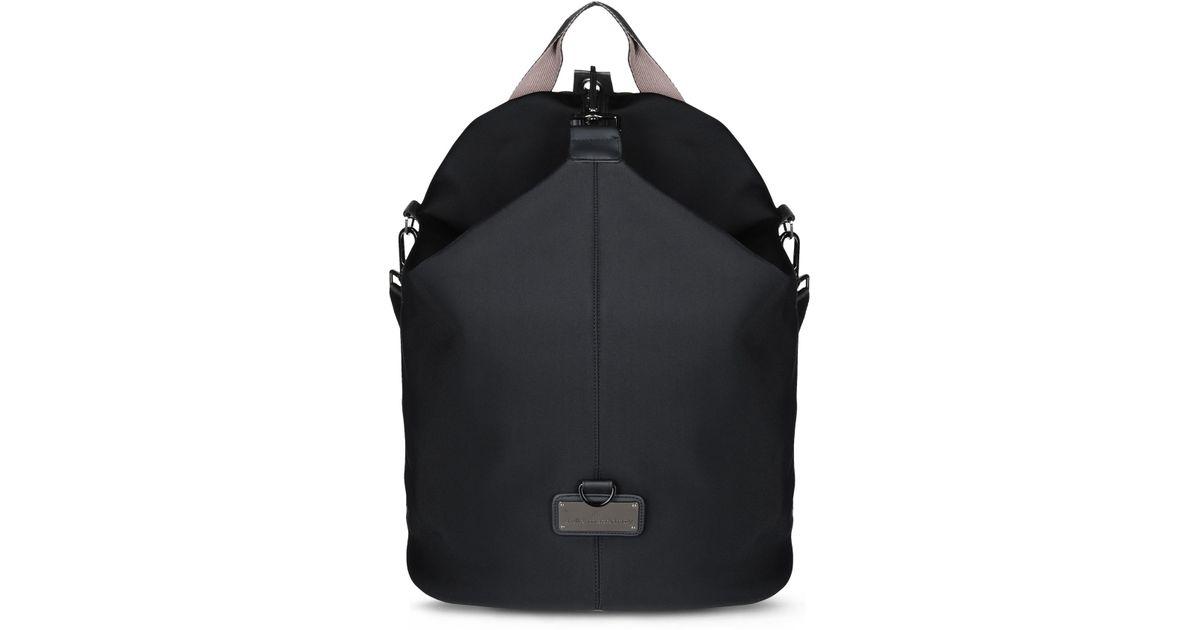 35726ceafd3b Lyst - adidas By Stella McCartney Studio Neoprene Backpack in Black
