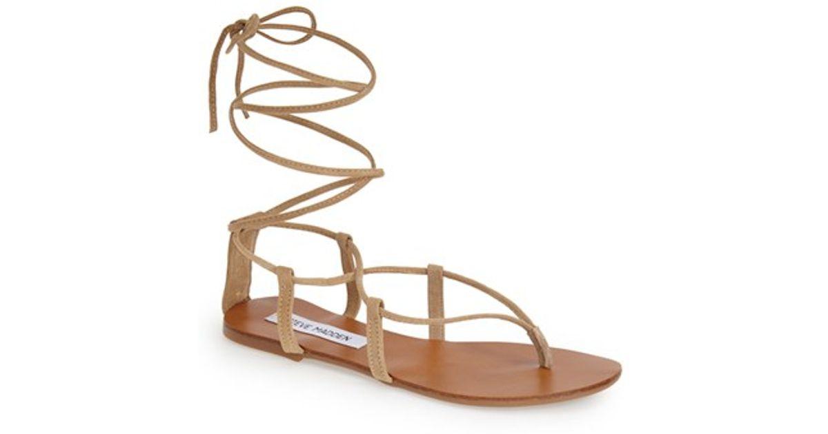88ad23b9689 Steve Madden Multicolor 'werkit' Gladiator Sandal
