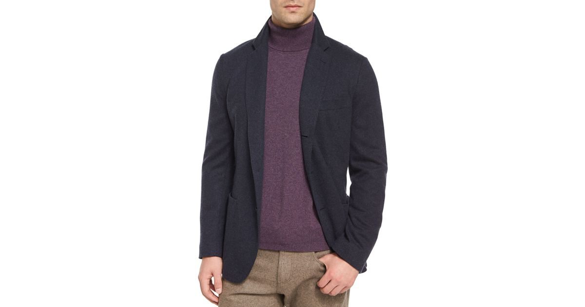 Mens Cardigan Sweater With Elbow Patches