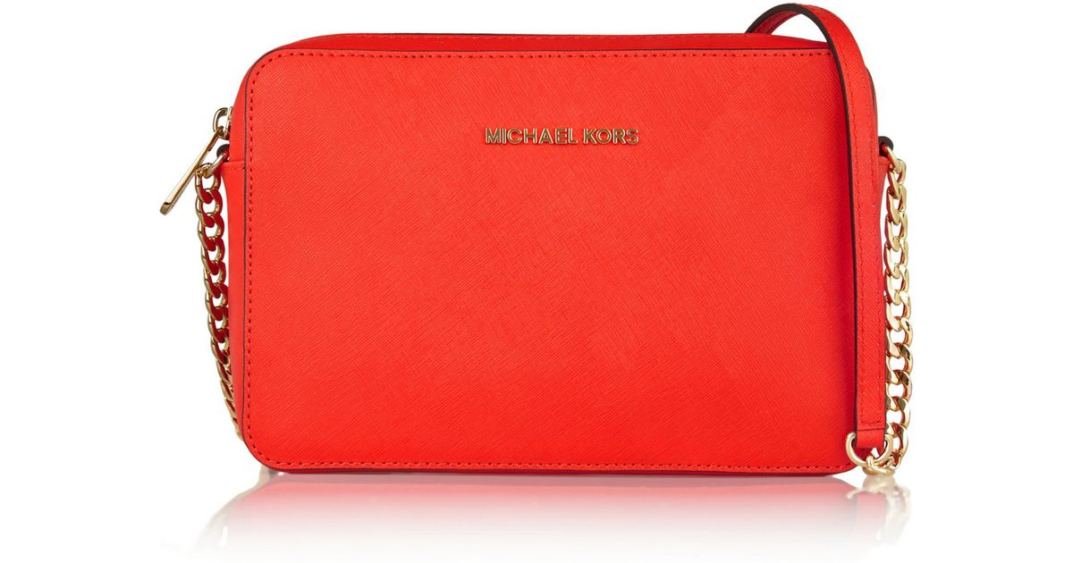 f414defa548d3 Michael Kors Orange Leather Handbag - Handbag Photos Eleventyone.Org
