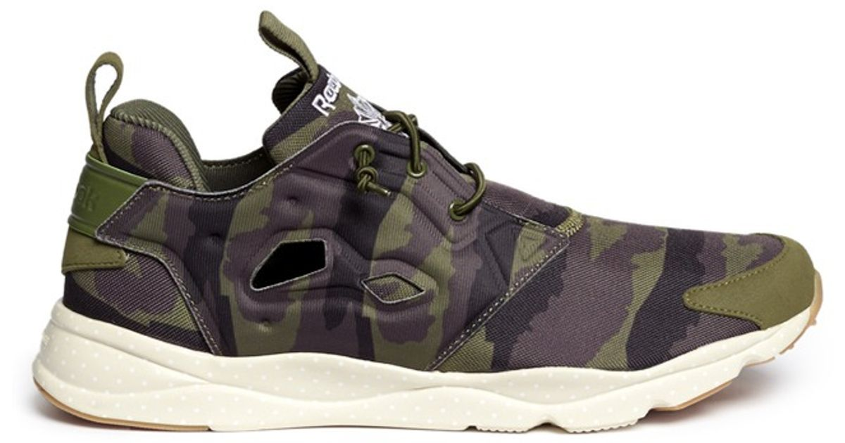 reebok camouflage shoes