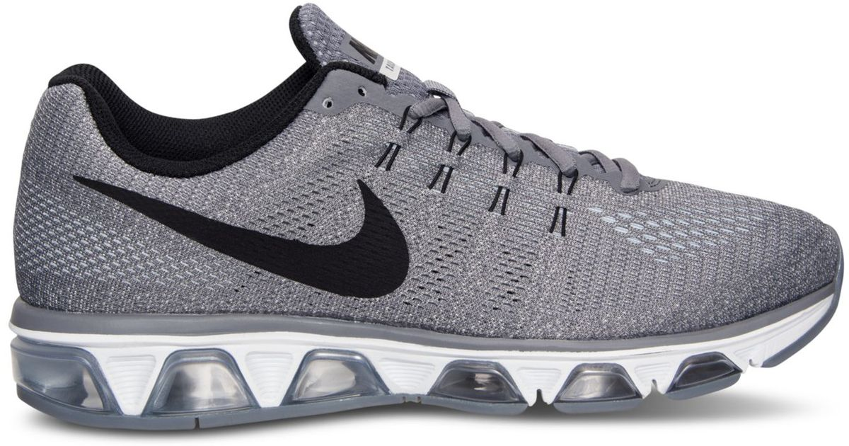 860721e45f ... new zealand lyst nike mens air max tailwind 8 running sneakers from  finish line in gray