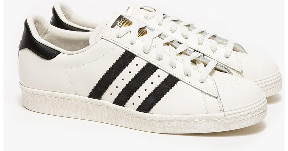adidas Leather Superstar 80s Vintage