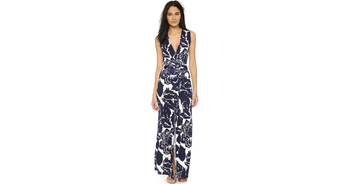 Yahzi maxi dress