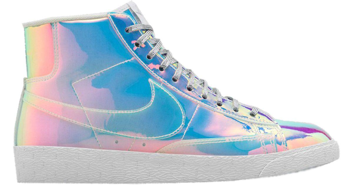 Nike Wmns Blazer Mid Iridescent